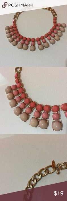 New York & Company statement necklace Worn once. Great condition. New York & Company Jewelry Necklaces