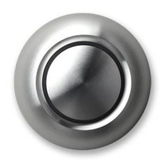 Spore True Non-Illuminated Doorbell Button Contemporary Design, Modern Design, Doorbell Button, Westminster, Door Knobs, Traditional Design, Architecture Details, Timeless Design, Custom Homes