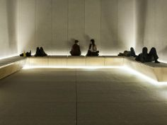 Silence Room by Alex Cochrane Architects via Frameweb.com