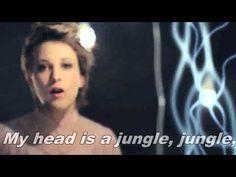 EMMA LOUISE - My Head Is a Jungle - Lyrics -