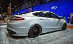 Fusing Style and Power: Customized Ford Fusions for SEMA [2013 SEMA Show] - Photo Gallery of Auto Shows from Car and Driver - Car Images - CARandDRIVER