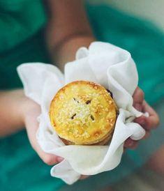 Recipe: Strawberries & Cream Hand Pies  | Handmade Charlotte