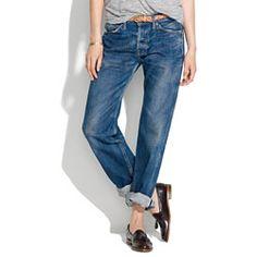 Chimala® Straight-Leg Jeans @ Madewell