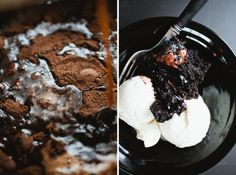 Hot Fudge Pudding Cake - Not Without Salt