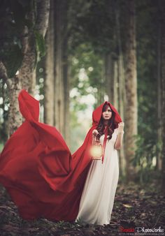 mountain-daughter: Red riding hood v.4 by...