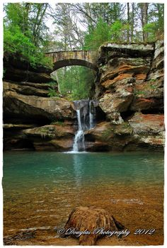 Old Man's Cave.  Hocking Hills, Ohio if you like nature and hiking you have to go beautiful