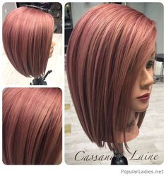 cool-rose-hair-color-and-hair-style-inspiration