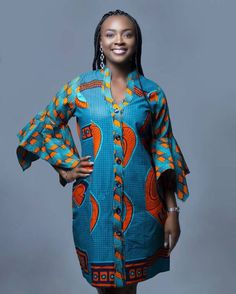 african fashion modern tops really are beautiful Picture# 1222975266 African Print Dresses, African Fashion Dresses, African Attire, African Wear, African Women, African Dress, Ankara Fashion, African Outfits, African Style