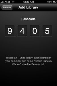 Inside the iPhone Remote App