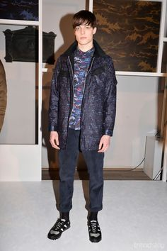 Barbour Fall/Winter 2015-16