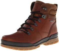 ECCO Men's Track 6 GTX Plain Toe Boot - http://authenticboots.com/ecco-mens-track-6-gtx-plain-toe-boot/
