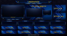 Static Stream Packs | PremadeGFX - Twitch Overlays, Animated Stream Overlays, Mixer Overlays and Stream Packages. - Part 3