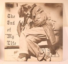 Sex - The End Of My Life - Trans-Canada TC 785 - Canada, 1971 Lp Cover, Cover Art, Lps, Of My Life, Canada, Vintage, Vintage Comics, Primitive