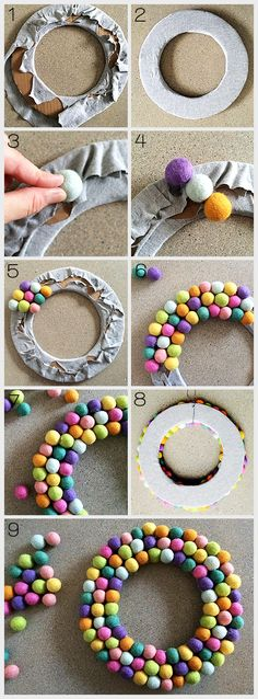 I am so excited to be sharing this Felt Ball Wreath tutorial with you! If you're stopping by from the #Countdown2Xmas blog hop I'm waving a HUGE hello all of you right now! Like I said a few days ago, I don't normally claim to be crafty, but I've gotten bit with a crafting bug Read More