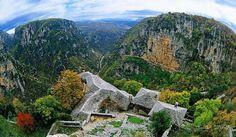 Παγκόσμιο Μνημείο φυσικής κληρονομιάς της UNESCO το γεωπάρκο του Βίκου Αώου