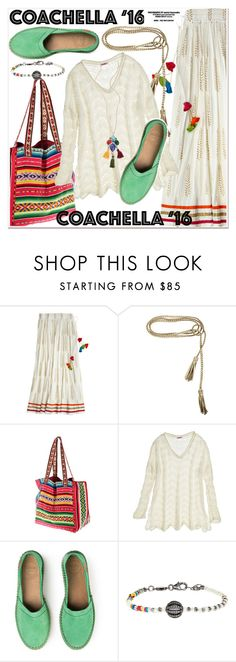 """""""Hot Coachella Style"""" by paculi ❤ liked on Polyvore featuring Calypso St. Barth, ADA Collection, bluma project, Bettina Duncan and bestofcoachella"""