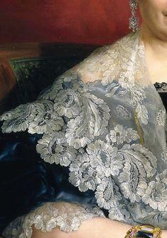 Signora Delicado de Ilmaz, 1832- 33 by Vicente Lopez y Portana