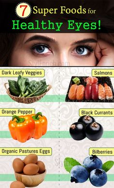 #FoodForHealthyEyes - If you wish to protect the health of your vision, you need to act right away, and consume food for healthy eyes. In this post, I w... - StylEnrich - Google+