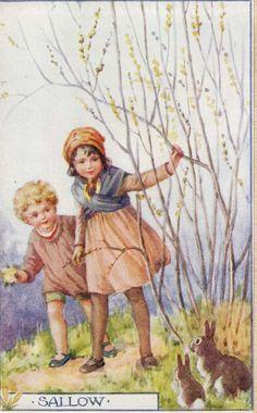 Resultado de imagem para margaret tarrant christmas cards