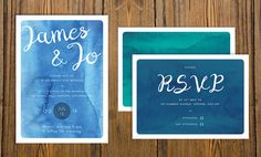 How to Create a Watercolor Wedding Invitation in Adobe InDesign  Design Psdtuts
