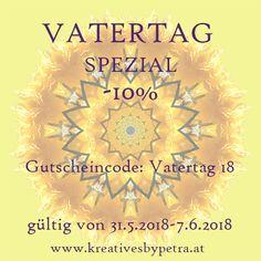 Am 10.6.2018 ist VATERTAG!  In meinem Online Shop gibt es ab MORGEN  -10% auf Schlüsselanhänger & Lesezeichen! Kreieren Sie Ihr persönliches Geschenk...schauen Sie vorbei, es lohnt sich!!!  #kreativesbypetra #onlineshop #vatertag #fathersday #gutschein #voucher #rabatt #prozente #aktion #geschenk #present #schlüsselanhänger #keychains #lesezeichen #bookmark #mandala #mandalas #cabochon #cabochons #cabochonschmuck #schmuckliebe #schmuckdesign #schmuckkreationen #diy #kreativ Voucher, Cabochons, Cursed Child Book, Petra, Books, Mandalas, Jewellery Designs, Worth It, Marque Page