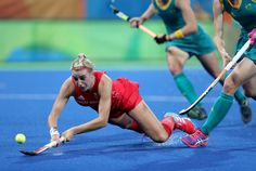 Rio 2016: Great Britain's women clinch victory over arch rivals Australia to…