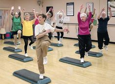 Swiss doctors revealed that music-based exercise routines can enhance the strength and balance of the elderly people, ...