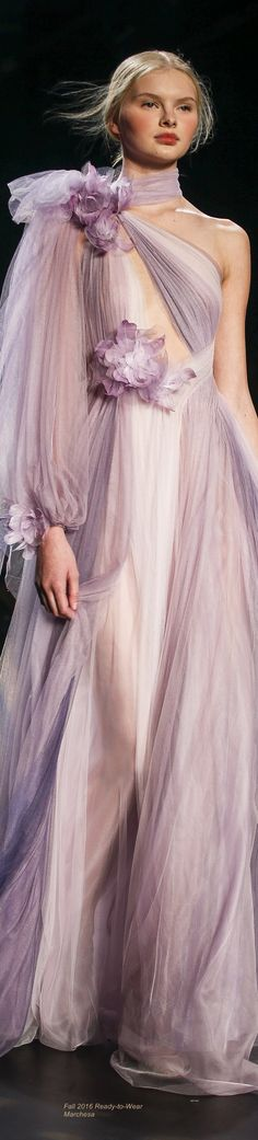 Fall 2016 Ready-to-Wear Marchesa