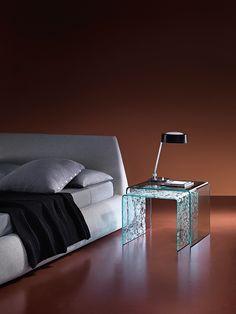 Great RIALTO TRIS Side Table By @Fiam Italia Designed By CRS Fiam Italia  #fiamitalia # Gallery