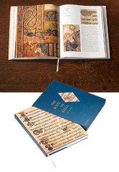 Medieval & Renaissance - Hardcover Slipcased Book of Kells