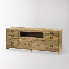 Media Storage, Media Furniture & Media Storage Furniture | west elm  $2149  69wx19dx27h