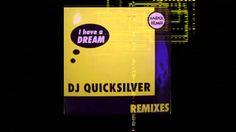 DJ Quicksilver - I Have A Dream (Kadoc Remix) 90's euro house