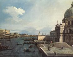 Giovanni Antonio Canal- Canaletto  Discover the coolest shows in New York at www.artexperience...