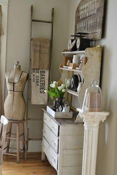 Junk Style Decorating • Ideas, Inspiration & lots of Tutorials!
