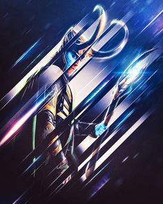 Loki Laufeyson fan art by Masaolab Thor's has been one of many less noisy flicks Loki Laufeyson, Loki Thor, Tom Hiddleston Loki, Marvel Vs, Marvel Dc Comics, Marvel Heroes, Marvel Characters, Marvel Movies, Loki Fan Art