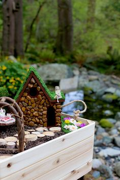fairy house instructions