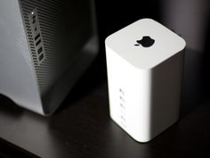 Apple says KRACK has already been fixed in the beta versions of iOS macOS watchOS and tvOS and that AirPort routers and Time Capsules don't appear to be vulnerable to the exploit. Apple Airport Time Capsule, Wireless Wifi Router, Bluetooth, Airport Express, Best Router, Best Wifi, Mesh Networking, Apple Brand, Home Network