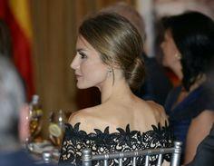 MYROYALS &HOLLYWOOD FASHİON: Prince Felipe and Princess Letizia Visit USA - Day 3