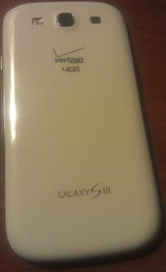 This Is The Verizon Samsung Galaxy S III