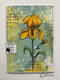Distress Oxide Ink, Plate Art, Butterfly Flowers, Art Journal Inspiration, Masculine Cards, Paper Gifts, Color Theory, Flower Cards, Art Journals