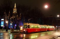 Vienna, My Dream, Train, City, Cities, Strollers