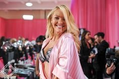 Candice Swanepoel - 2015 Victoria's Secret Fashion Show in New York, November 10, 2015