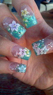 3D nails by Mye