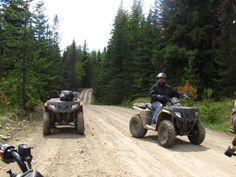 Mit dem ATV durch die unendlichen Weiten Kanadas » awacation