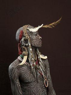 Africa | Portraits from the Omo Valley, Ethiopia | © Jaime Ocampo-Rangel