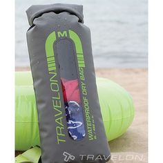 Self Seal Dry Bag+, Medium - Keep your things dry if going on a boat or to the beach.