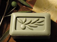 Pin-It-To-Win-It: Thymes Olive Leaf Bar Soap