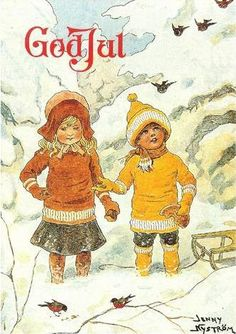 December Children by Jenny Nystrom