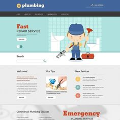 Loved it!   Plumbing Drupal Template CLICK HERE!  http://cattemplate.com/template/?go=2rLzyBa  #templates #graphicoftheday #websitedesign #websitedesigner #webdevelopment #responsive #graphicdesign #graphics #websites #materialdesign #template #cattemplate #shoptemplates