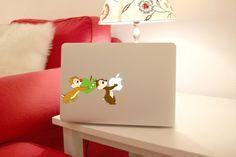 Sticker macbook decal /macbook sticker decal pro / autocollant macbook air décalque / clavier autocollant housse / clavier autocollant
